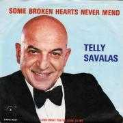 Details Telly Savalas - Some Broken Hearts Never Mend
