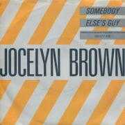 Details Jocelyn Brown - Somebody Else's Guy