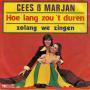 Details Cees & Marjan - Hoe Lang Zou 't Duren