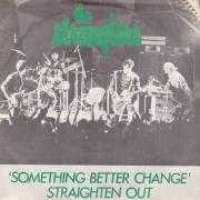 Details The Stranglers - Something Better Change