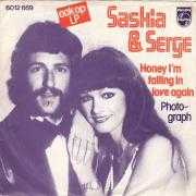 Details Saskia & Serge - Honey I'm Falling In Love Again