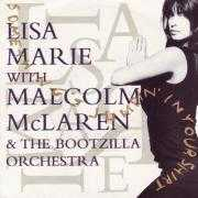 Details Lisa Marie with Malcolm McLaren & The Bootzilla Orchestra - Something's Jumpin' In Your Shirt