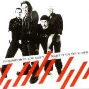 Coverafbeelding U2 - Sometimes You Can't Make It On Your Own