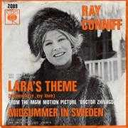 "Coverafbeelding Ray Conniff / The Mike Sammes Singers / Willy Schobben & His Golden Trumpet and Orchestra - Lara's Theme (Somewhere, My Love) / Somewhere My Love (Lara's Theme From Film ""Dr. Zhivago"") / Somewhere My Love - Lara's Theme"