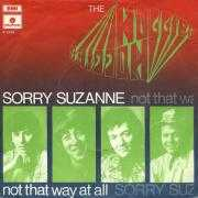 Coverafbeelding The Hollies - Sorry Suzanne