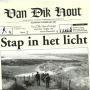 Coverafbeelding Van Dik Hout - Stap In Het Licht