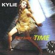 Coverafbeelding Kylie - Step Back In Time