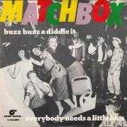 Details Matchbox - Buzz Buzz A Diddle It