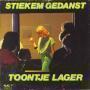 Coverafbeelding Toontje Lager - Stiekem Gedanst