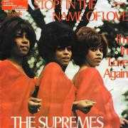 Coverafbeelding The Supremes - Stop! In The Name Of Love