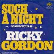Details Ricky Gordon - Such A Night