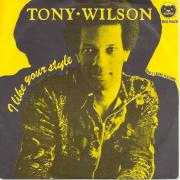 Details Tony Wilson - I Like Your Style