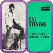 Details Cat Stevens - I Love My Dog