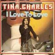 Coverafbeelding Tina Charles - I Love To Love