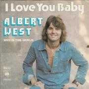 Details Albert West - I Love You Baby