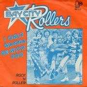 Details Bay City Rollers - I Only Wanna Be With You