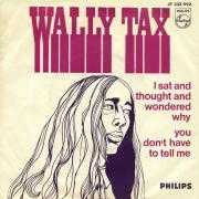 Details Wally Tax - I Sat And Thought And Wondered Why