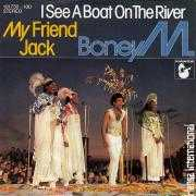 Coverafbeelding Boney M. - I See A Boat On The River