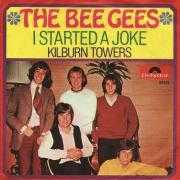 Coverafbeelding The Bee Gees - I Started A Joke