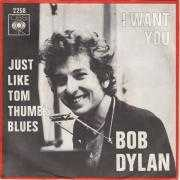 Details Bob Dylan - I Want You