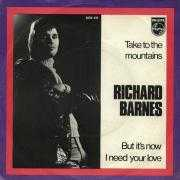 Coverafbeelding Richard Barnes - Take To The Mountains