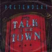 Coverafbeelding Pretenders - Talk Of The Town