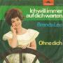 Coverafbeelding Brenda Lee - Ich Will Immer Auf Dich Warten