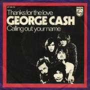 Details George Cash - Thanks For The Love