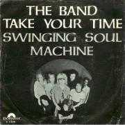 Coverafbeelding Swinging Soul Machine - The Band