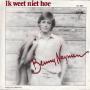 Details Benny Neyman - Ik Weet Niet Hoe