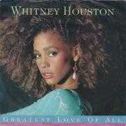 Coverafbeelding Whitney Houston - Greatest Love Of All