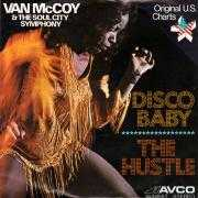 Coverafbeelding Van McCoy & The Soul City Symphony - The Hustle