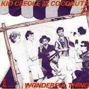 Coverafbeelding Kid Creole and The Coconuts - Wonderful Thing