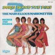 Coverafbeelding Doris D and The Pins - The Marvellous Marionettes