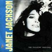 Coverafbeelding Janet Jackson - The Pleasure Principle