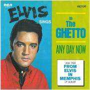 Coverafbeelding Elvis - In The Ghetto