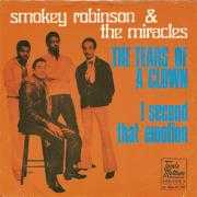 Details Smokey Robinson & The Miracles - The Tears Of A Clown