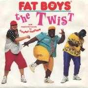 Details Fat Boys with stupid def vocals by Chubby Checker - The Twist