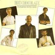 Coverafbeelding Hot Chocolate - It Started With A Kiss