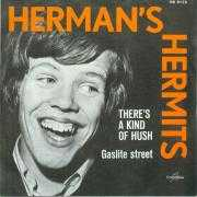 Coverafbeelding Herman's Hermits - There's A Kind Of Hush