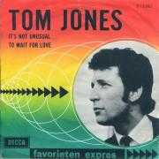 Details Tom Jones - It's Not Unusual