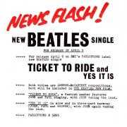 Coverafbeelding Beatles - Ticket To Ride