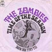 Details The Zombies - Time Of The Season