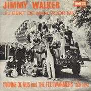 Coverafbeelding Yvonne de Nijs met The Feetwarmers o.l.v. Gaby Dirne - Jimmy Walker