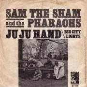 Details Sam The Sham and The Pharaohs - Ju Ju Hand