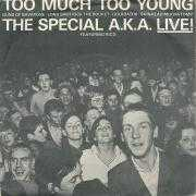 Details The Special A.K.A. featuring Rico - Too Much Too Young - Live!