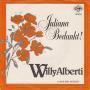 Details Willy Alberti - Juliana Bedankt!