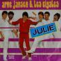 Coverafbeelding Arne Jansen & Les Cigales - Julie
