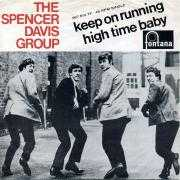 Details The Spencer Davis Group - Keep On Running