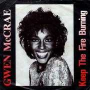 Details Gwen McCrae - Keep The Fire Burning